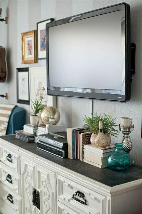 le meuble tele en   des idees inspirantes