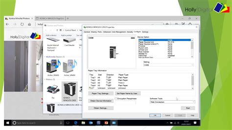 If you don't have those drivers, then you should install the latest konica. Bizhub 20P Driver Windows 10 : Download Konica Minolta ...