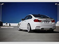 Wheels Boutique Does Another BMW M4 With ADV1 Wheels