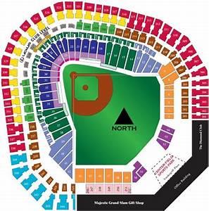 Brewers Stadium Seating Chart The Ballpark At Arlington Maplets