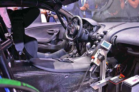 Ils contribuent ainsi à une plus grande agilité du véhicule. Bugatti Chiron Super Sport 300+ revealed   Autocar