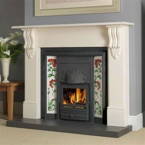 edwardian fireplace ideas  pinterest