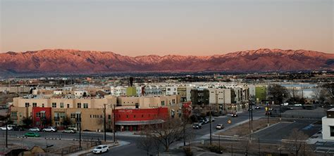 El paso is at the far western tip of texas, where new mexico and the mexican state of chihuahua meet in a harsh desert environment around the slopes of mount franklin on the rio grande, which has often been compared to the nile. Sawmill Reborn - GuestLife Albuquerque NM Shopping Malls