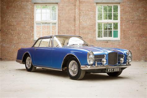1963 Facel Vega Facel II » Pendine Historic Cars