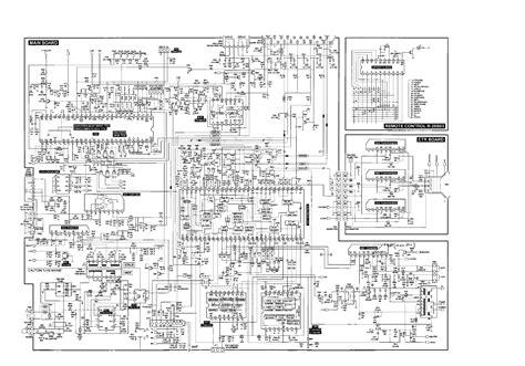 Daewoo Cp365 Service Manual Download, Schematics, Eeprom