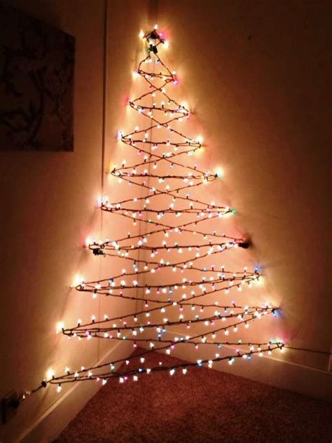 christmas lights decorations  walls decoration love