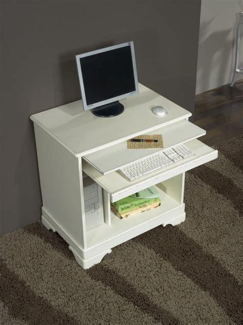 bureau informatique en merisier de style louis philippe laqu 233 ivoire us 233 meuble en merisier massif