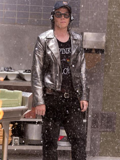 Apocalypse, and hints at an interesting dynamic between quicksilver and magneto. Evan Peters X Men Apocalypse Quicksilver Black Jacket ...