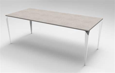 tavoli in corian lune design tavolo in corian velo