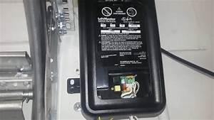 Programming 8500 Liftmaster  With 890 Lm Garage Door