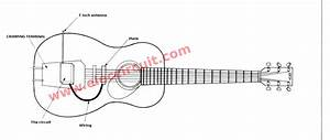 Acoustic Pickup Wiring Diagrams Ac Plug Wire Diagram