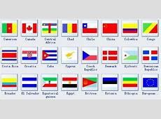 Flags Clip Art Vector Symbols