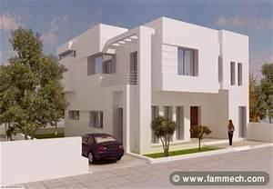 plan maison tunisie plan de maison plein pied en v plan With awesome plan maison 3d gratuit 3 plan maison tunisie plan maison tunisienne 3d incroyable