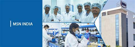 MSN in India - MSN Laboratories | Leading Pharmaceutical ...