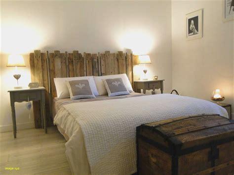 tete de lit palette tete de lit originale en bois