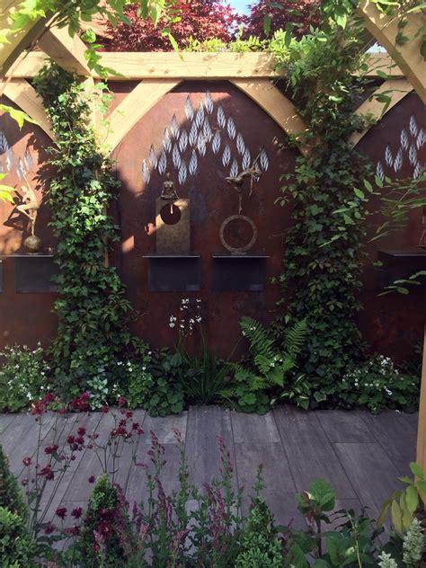 chelsea flower show  london garden design