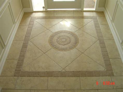Beautiful Entryway Tile Patterns  Kezcreativecom