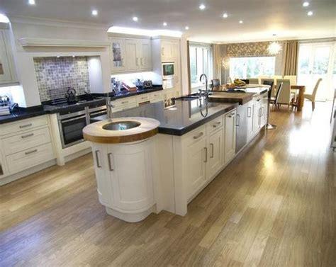 open kitchen designs with island 20 best open plan kitchen living room design ideas