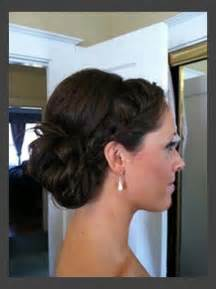 shoulder length wedding hairstyles 16 pretty and chic updos for medium length hair pretty designs
