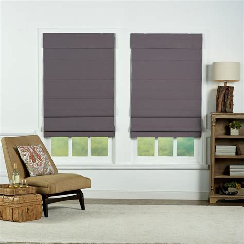 Perfect Lift Window Treatment Gray Insulating Cordless