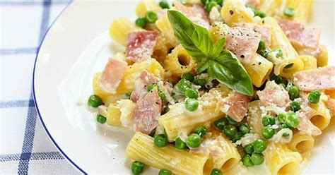 salade de pate au jambon blanc p 226 tes au jambon et aux petits pois