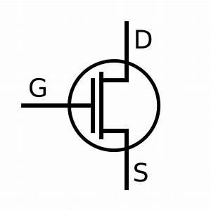 Transistor/Transistor MOSFET — Wikiversité