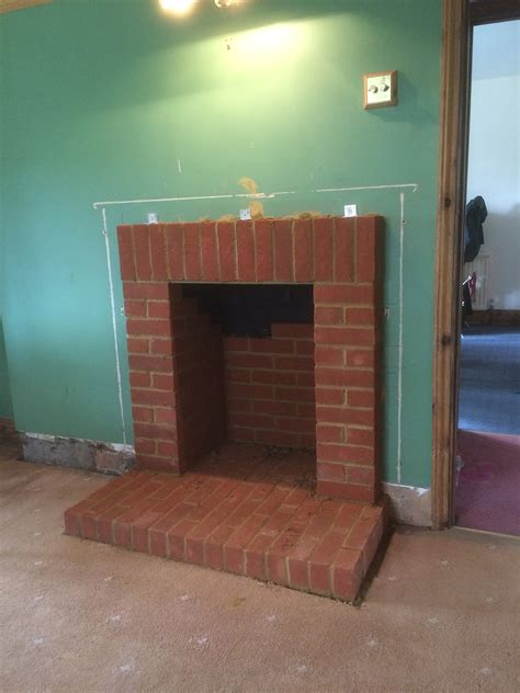 brick fireplace surround alton hampshire fire bug wood