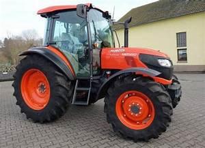 2012 Kubota Wsm M8560 M9960 Tractor Service Repair
