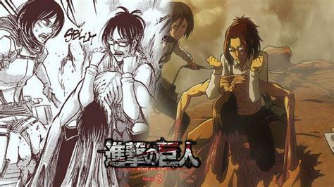 todo mal shingeki  kyojin season  capitulo  anime