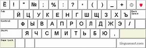 image gallery russian keyboard With russian letters keyboard