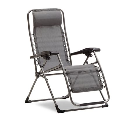 new strathwood basics anti gravity adjustable recliner