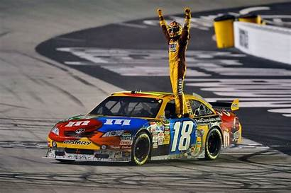 Kyle Busch Nascar Wins Drivers History Wallpapers