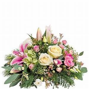 Fleurs deuil livraison fleurs deces enterrement for Affiche chambre bébé avec fleurs blanches deuil