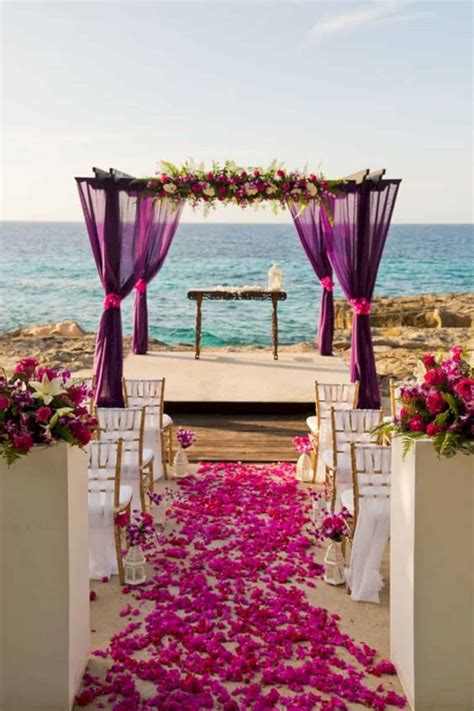 17 coolest beach wedding ideas design listicle