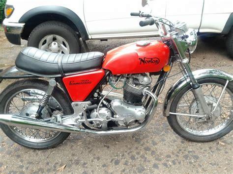 Buy 1970 Norton Commando 750 Classic / Vintage On 2040-motos