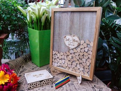 21 Wedding Guest Book Alternatives (#10 Is Our New Favorite