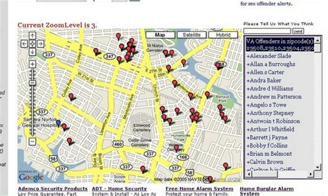 find offenders map free offenders uk map saints