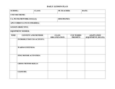 Golf Lesson Plan Template Costumepartyrun - Golf lesson plan template