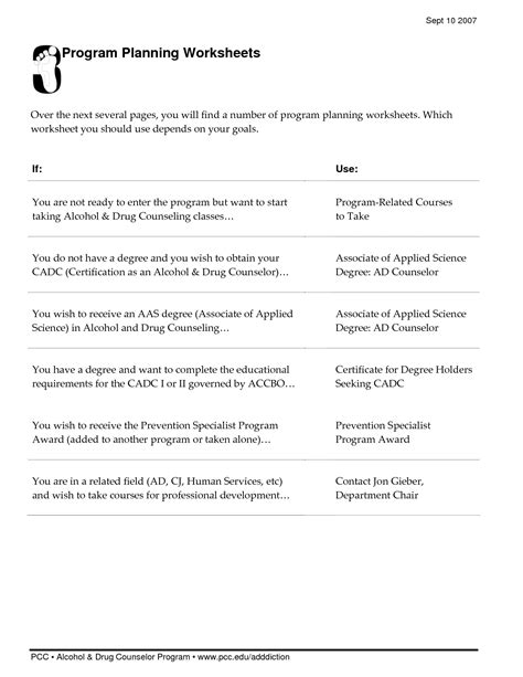 relapse prevention plan template substance abuse 18 best images of my relapse prevention plan worksheet relapse prevention plan worksheets