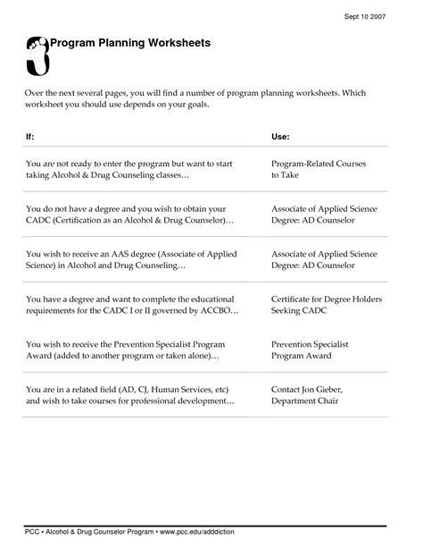 16 Best Images Of Free Printable Drug Worksheets  Drug Addiction Recovery Worksheets, Drug