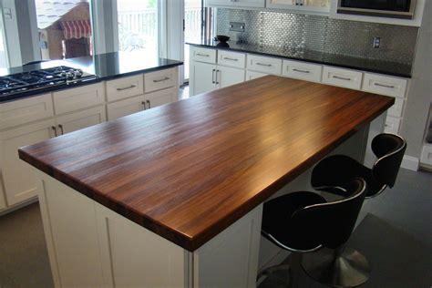 butcher block counter tops afromosia wood countertop photo gallery by devos custom