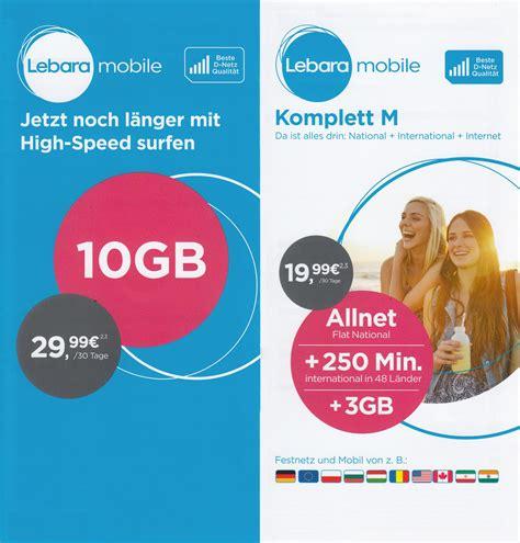 prepaid karte mit bis  gb internet kostenfrei