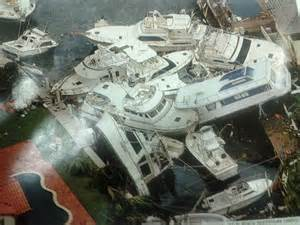 1992 Hurricane Andrew Aftermath