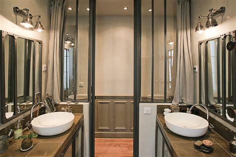 salle de bain loft industriel style industriel r 233 tro