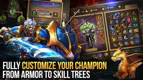 dungeon champions action rpg unreleased android