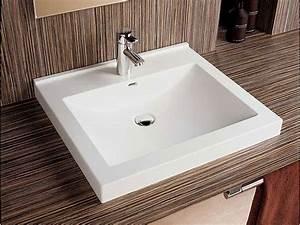 malrieu lavabos et vasques With lavabo salle de bain rectangulaire