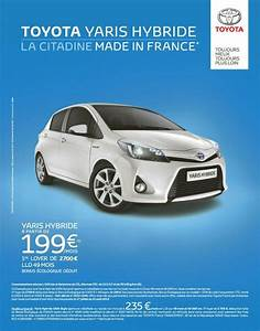 Toyota Yaris Hybride France : toyota toyota yaris hybride made in france ~ Gottalentnigeria.com Avis de Voitures