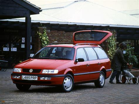 Pictures Of Volkswagen Passat Variant Uk Spec B4 199397