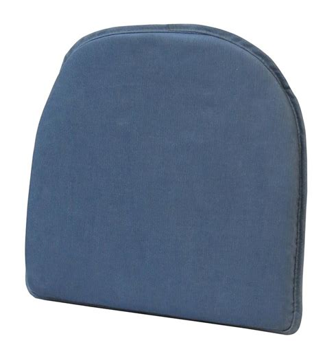 blue non slip chair pad furniture accessories
