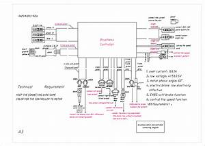 Electric Bike Wiring Diagram